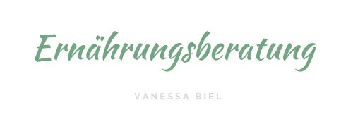 Ernährungsberatung Vanessa Biel